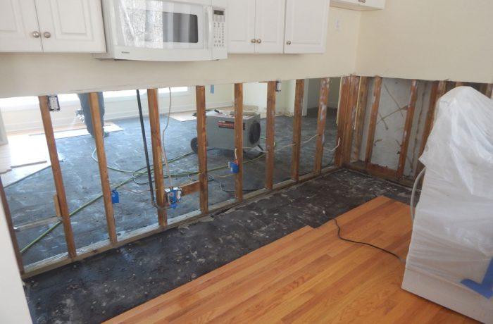 Interior Restoration Project